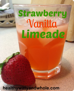 strawberryvanillalimeade